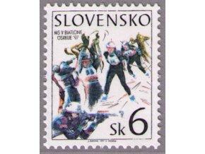 SR 1997 / 113 / MS v biatlone - Osrblie
