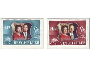 Seychelles 0311 0312