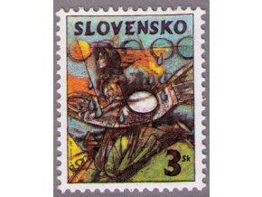 SR 1997 / 114 / Veľká noc - ľudové zvyky