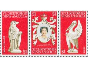St Christopher Nevis Anguilla