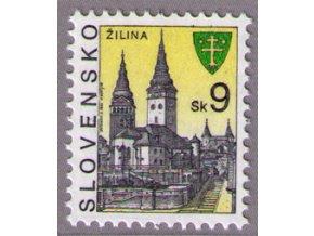 SR 116 Mestá - Žilina