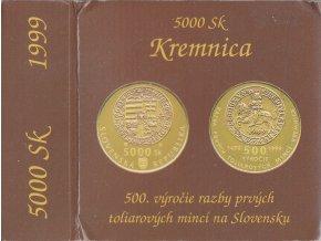 1999 Kremnica