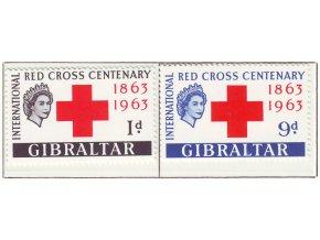 Gibraltar 0164 0165