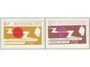 Bechuanaland 0177 0178