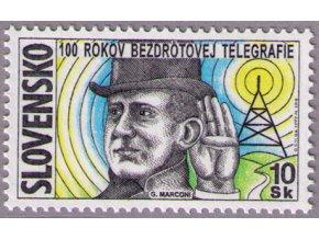 SR 117 100 rokov bezdrôtovej telegrafie