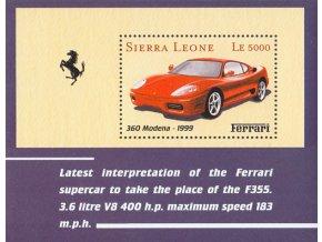 Sierra Leone Bl 515