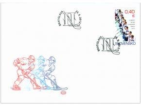 SR 2012 / 517 / MS v ľadovom hokeji FDC