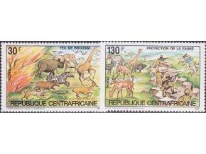 Centrafricaine 1004 1005
