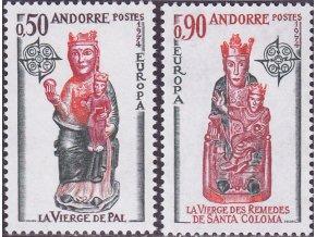 Andorra 0258 0259