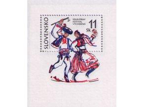 SR 1997 / 119 H / Folklórny festival Východná