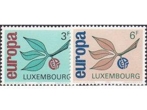 Luxemburg 0715 0716