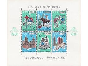 Rwanda Bl 13 A