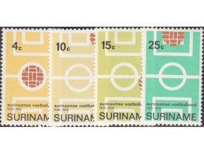 Surinam 0584 0587
