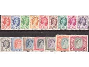 Rhodesia and Nyasaland 0001 0016