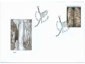SR 1997 / 120-121 / Krásy našej vlasti FDC (2)