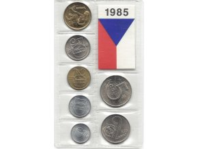 mince CSR II obeh 1985