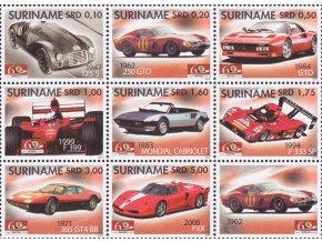 Surinam 2144 2151