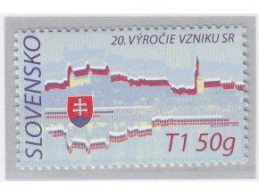 SR 531 20. výročie vzniku SR