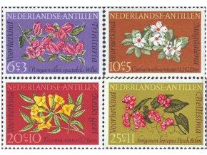 Holandské Antily 0141 0144