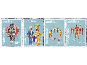 Holandské Antily 0204 0207