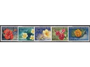 Holandské Antily 0045 0047
