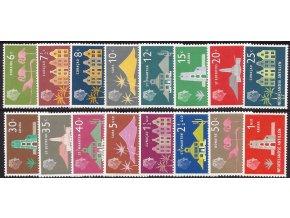 Holandské Antily 0070 0085