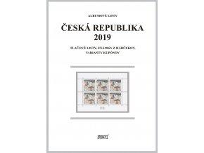 Albumové listy Česko 2019 II