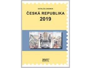 Katalog znamky CR 2019