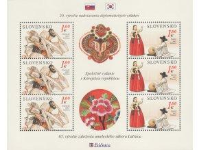 SR 2013 / 539-540 / Umelecký súbor Lúčnica a Epický spev Pansori PL