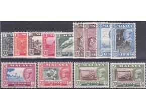 Malaya Kedah 0095 0105