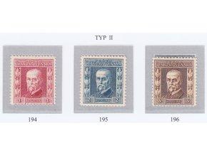 CSRI 194 196 typ II