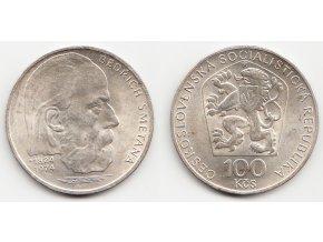 CSR II 128 100 Kčs 1974
