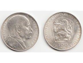 CSR II 132 100 Kčs 1976