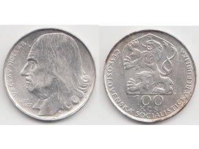 CSR II 134 100 Kčs 1977