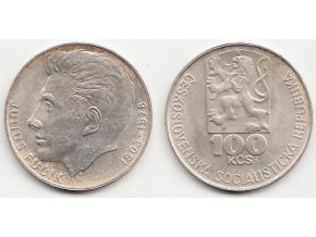 CSR II 136 100 Kčs 1978