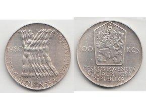 CSR II 142 100 Kčs 1980