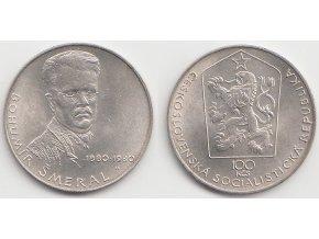 CSR II 143 100 Kčs 1980