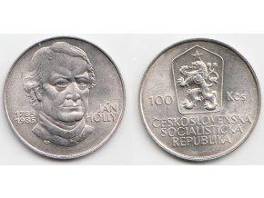 CSR II 157 100 Kčs 1985
