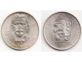 CSR II 159 100 Kčs 1985