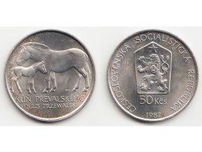 CSR II 169 50 Kčs 1987