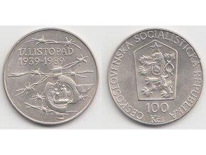 CSR II 177 100 Kčs 1989