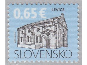 SR 2014 / 555 / Kultúrne dedičstvo Slovenska