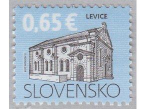 SR 555 Kultúrne dedičstvo Slovenska
