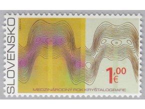 SR 2014 / 558 / Medzinárodný rok kryštalografie