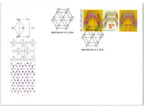 SR 2014 / 558 / Medzinárodný rok kryštalografie FDC