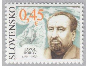 SR 564 Osobnosti - Pavol Horov