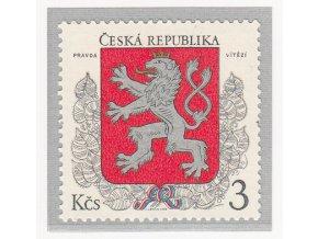 ČR 1993 / 001 / Malý štátny znak