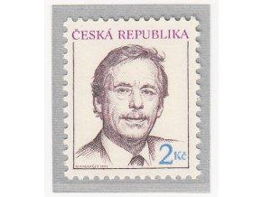 ČR 1993 / 003 / Prezident ČR - Václav Havel
