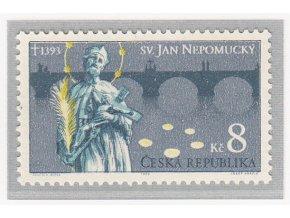 ČR 1993 / 004 / Svätý Ján Nepomucký