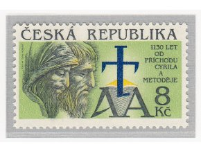 ČR 1993 / 011 / 1130 r. príchodu Cyrila a Metoda